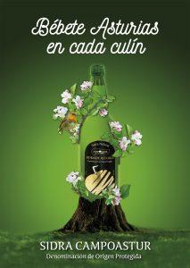 Campoastur sidra de Asturias