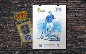 Real Oviedo. Campaña de abonados 2ª división. Crearia Marketing